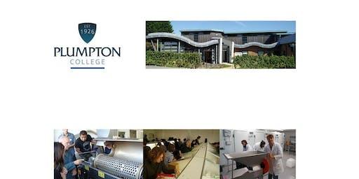 Plumpton College - #MakeWineYourCareer information session