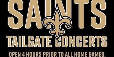 Ultimate Saints Tailgate Concert Series