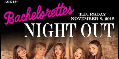 TheXpos Bachelorette's Night Out Nov 8, 2018