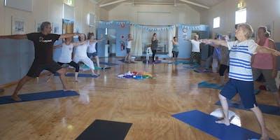 Namaste Yoga at Davistown