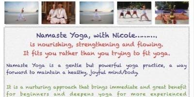 Namaste Yoga at Kincumber