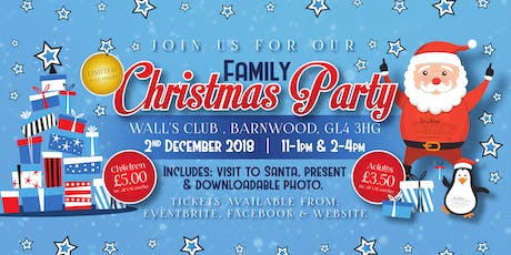 family christmas party 2018 tickets multiple dates eventbrite