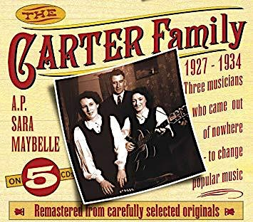 9:00PM MASTER'S RADIO SERIES: SONGS OF THE CARTER FAMILY