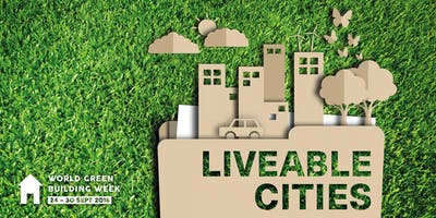 Belfast World Green Building Week: Liveable Cities
