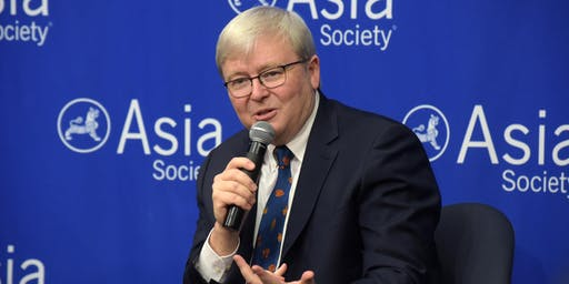The Honorable Kevin Rudd - U.S.-China Trade War