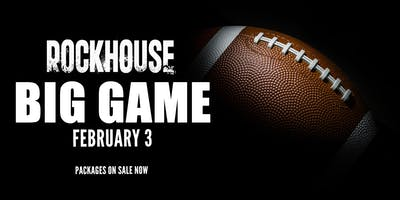 Rockhouse Big Game Party 2019
