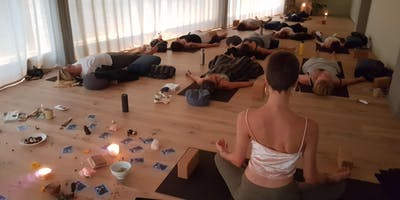 Jeden Mittwoch Yin Yoga by donation in Zürich