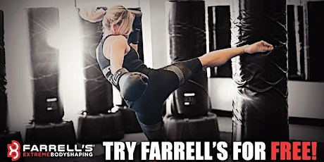 Free Intro to Kickboxing Class at Farrell's Extreme Bodyshaping - Rochester tickets