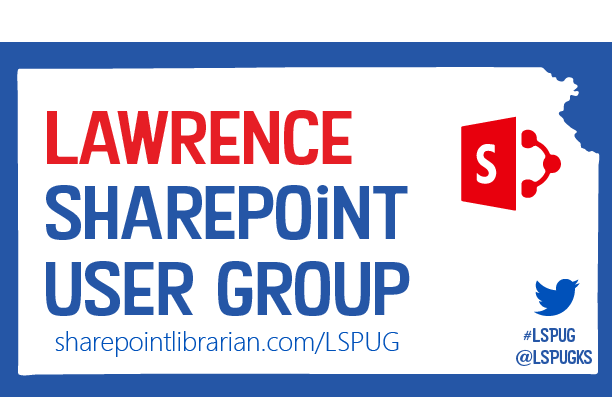 Lawrence SharePoint User Group (LSPUG)