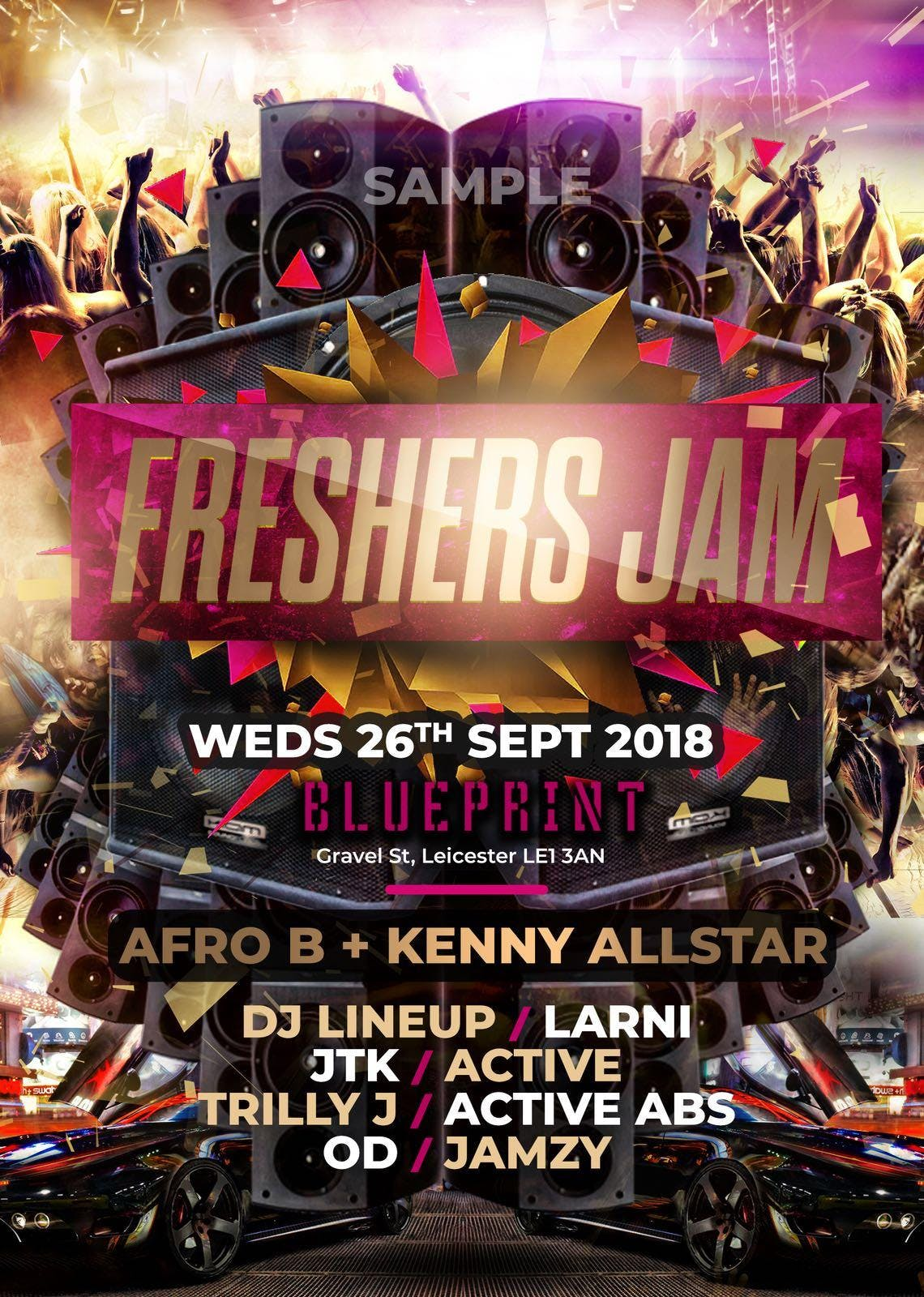 Freshers jam presented by uncle teo pr 26 sep 2018 freshers jam presented by uncle teo pr malvernweather Choice Image