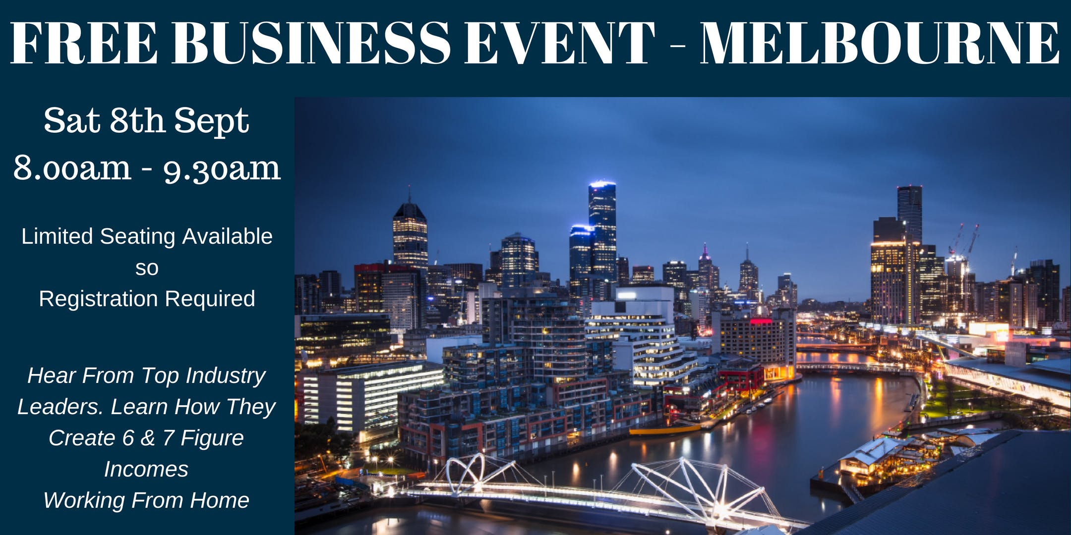FREE BUSINESS EVENT