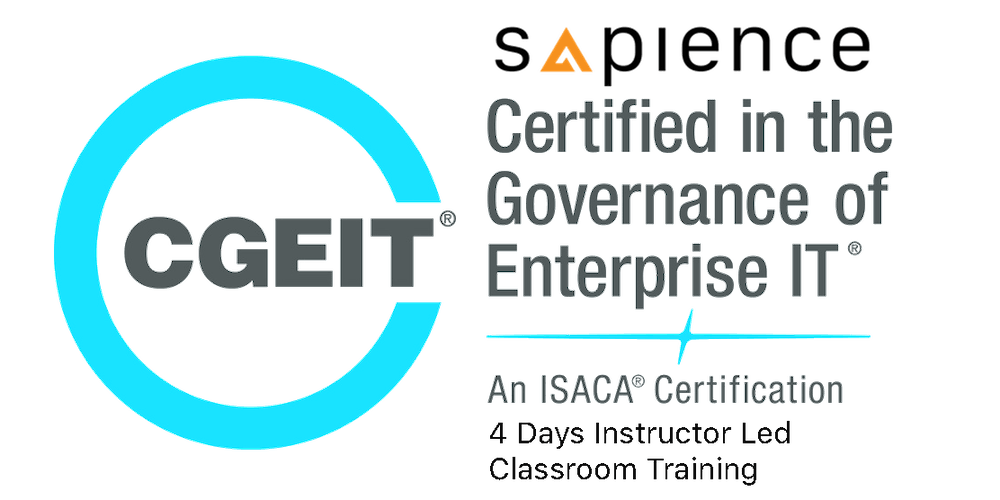 Official Isaca Certified In The Governance Of Enterprise It Cgeit