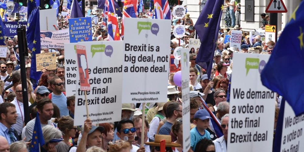 Image result for brexit march 20th oct