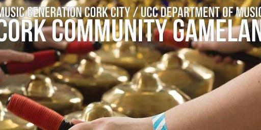 Beginners Gamelan workshop for Adults/Teens (age 16+) - Cork Culture Night 2019