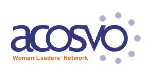 ACOSVO Women Leaders' Network: 'The Accidental Leader'