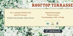 Rooftop Terrasse - Les Comtes de Méan