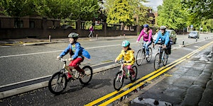 Free family cycling training sessions