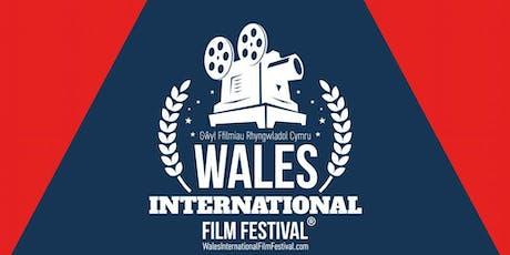 Wales International Film Festival Red Carpet Awards Night 2019 tickets
