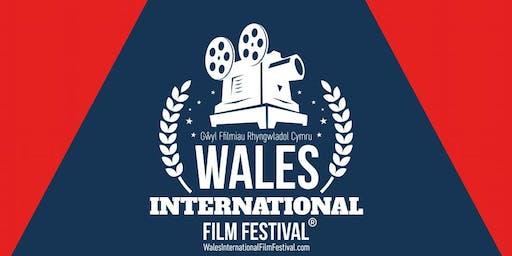 Wales International Film Festival Red Carpet Awards Night 2019