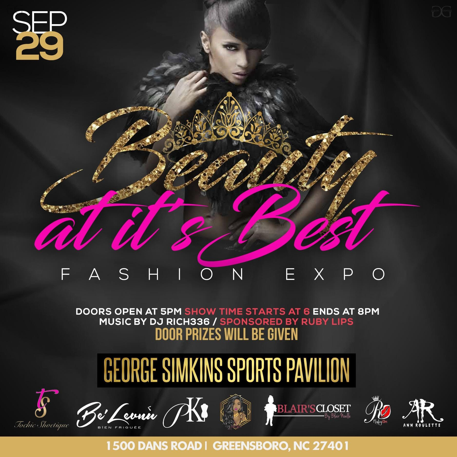 Beauty At It's Best Fashion Expo