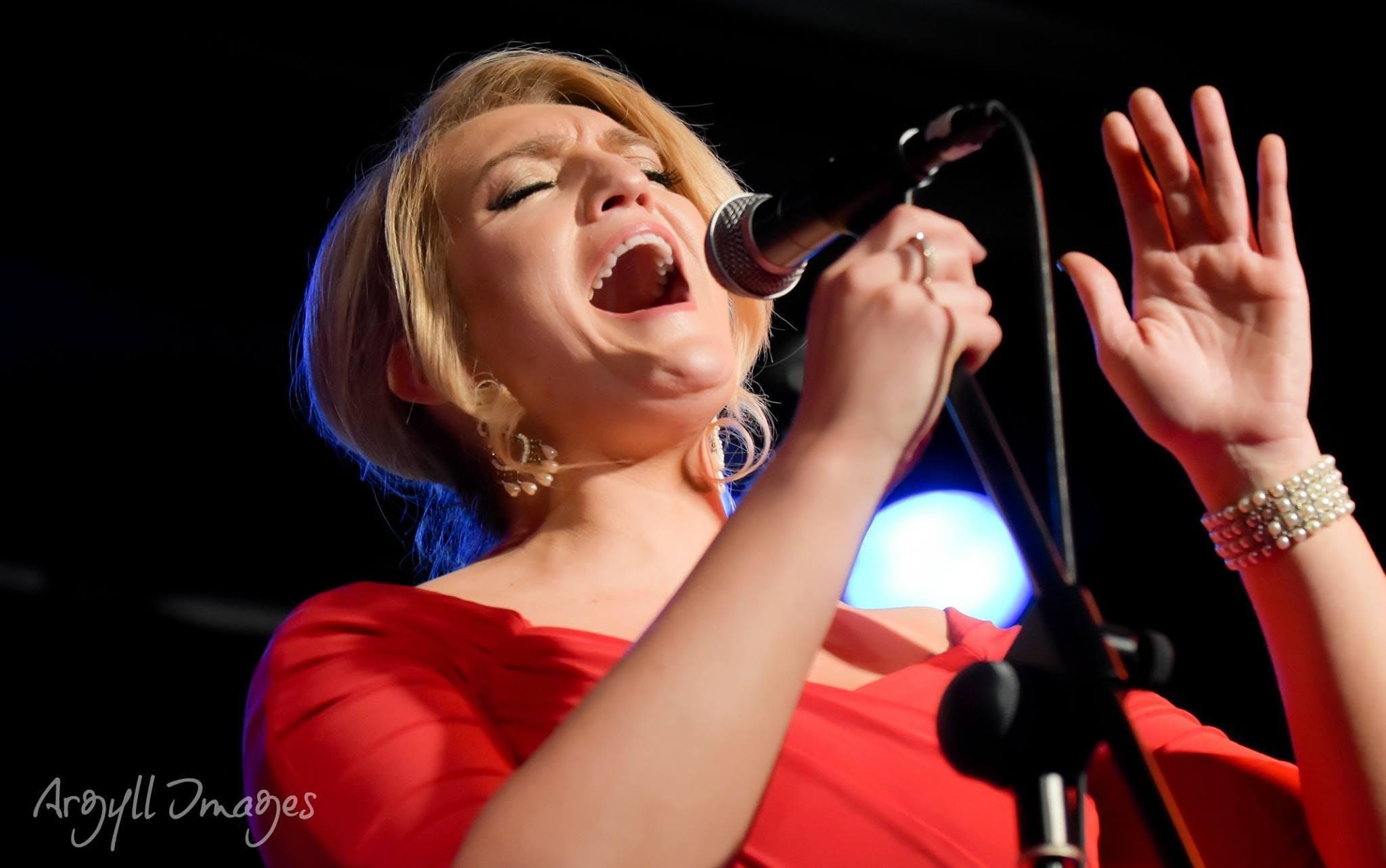 Amanda St John & Friends sing 'Songs of my heroes'