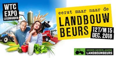 Noord-Nederlandse Landbouwbeurs 2018