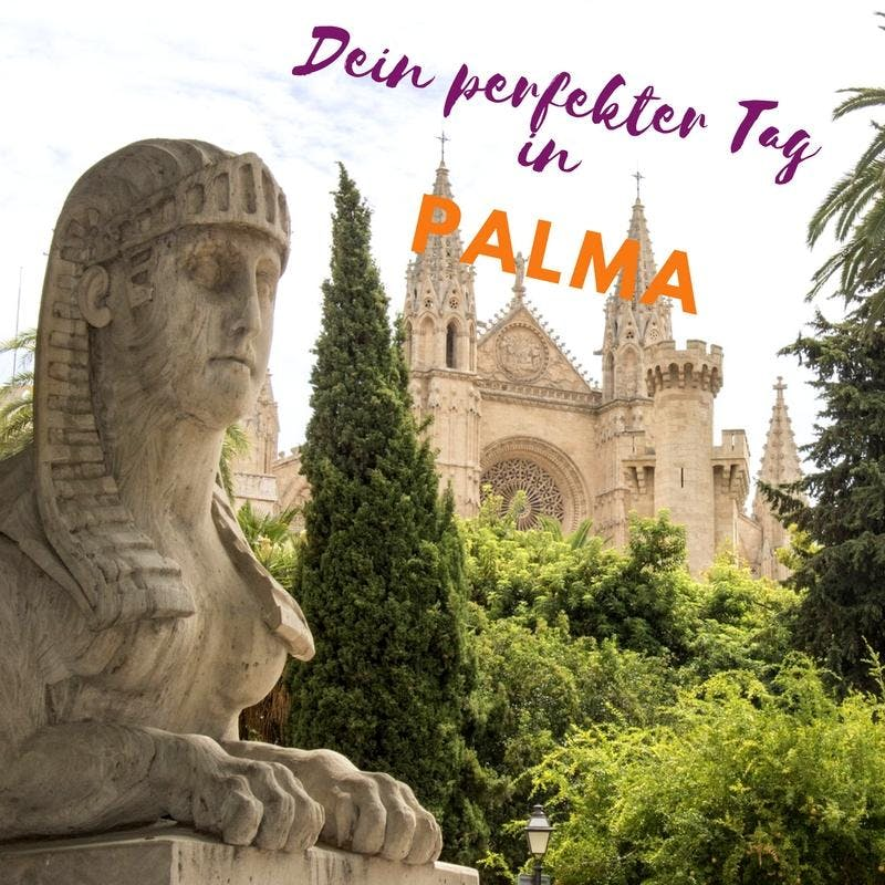 Achtsamer Spaziergang durch Palma - eine beso
