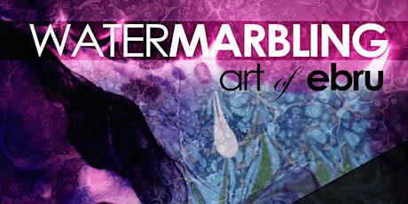 Water Marbling (Ebru Art) Classes tickets