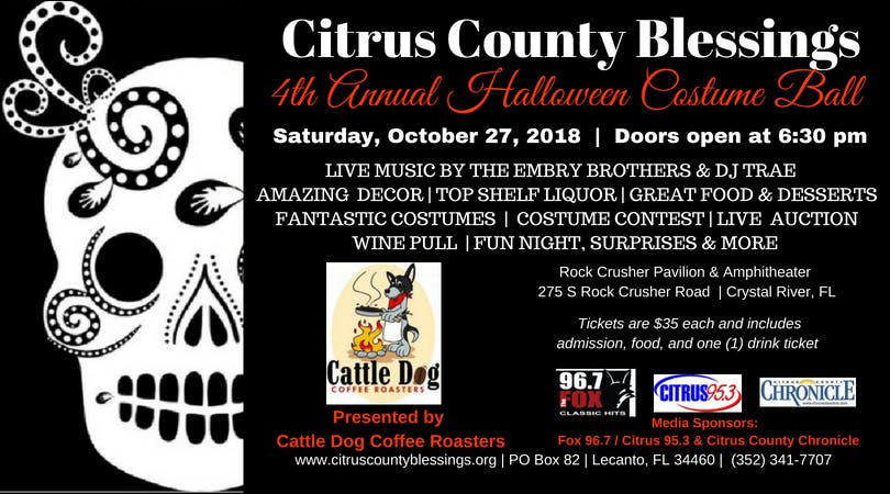 Rock Crusher Pavilion : Halloween Ball