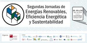 II Jornadas de Energías Renovables, Eficiencia...