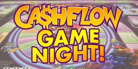 CashFlow 101 Game & REI Strategies Simulation tickets