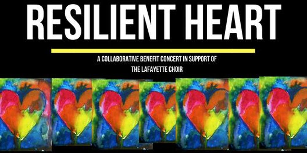 Resilient Heart: Charles Williamson, Tenor, and Catherine Miller, Piano, at Lafayette Avenue Presbyterian Church