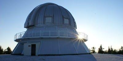 40 dernières années de l'Observatoire du Mont-Mégantic, par Lison Malo