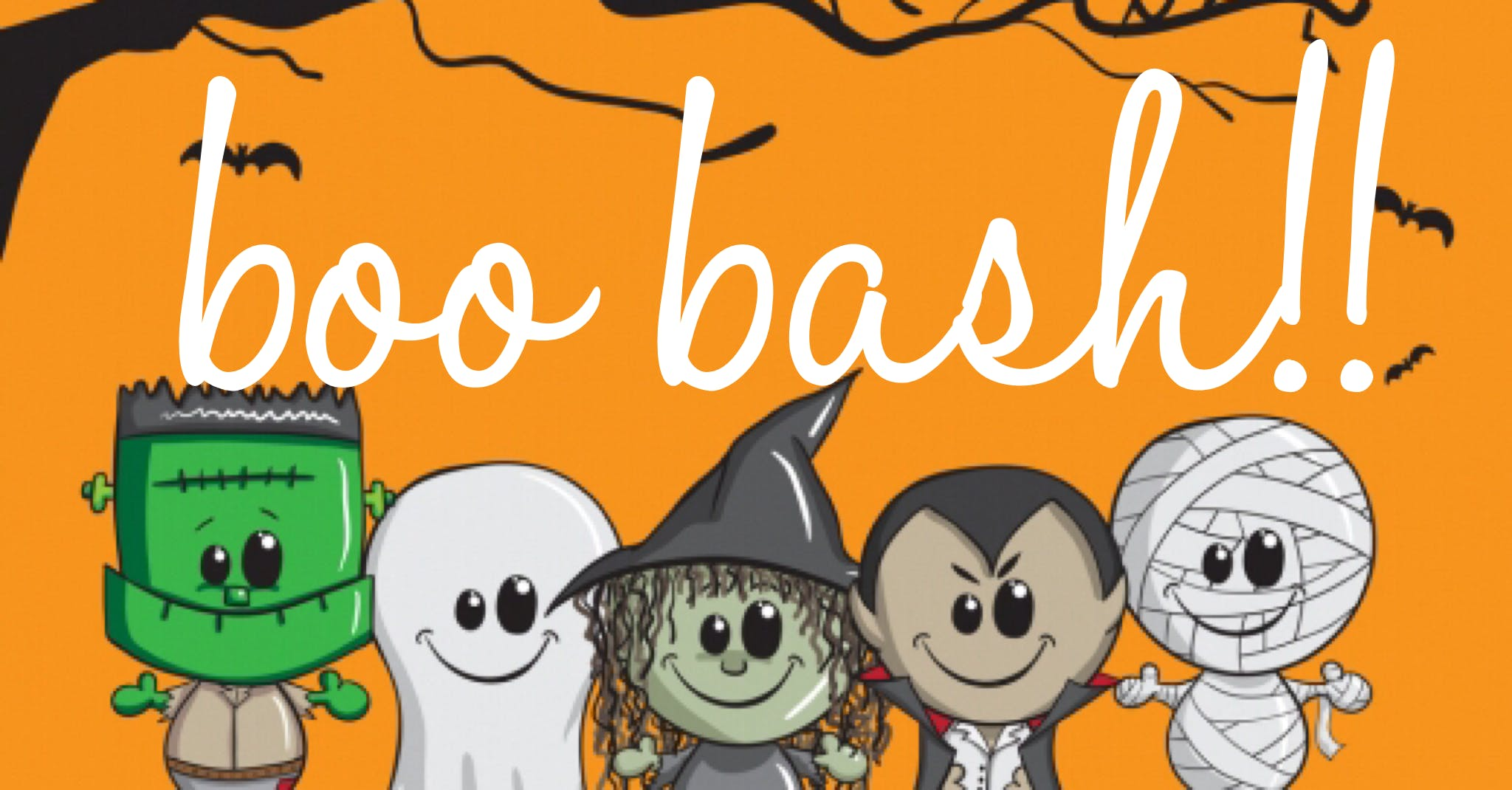 Image result for boo bash