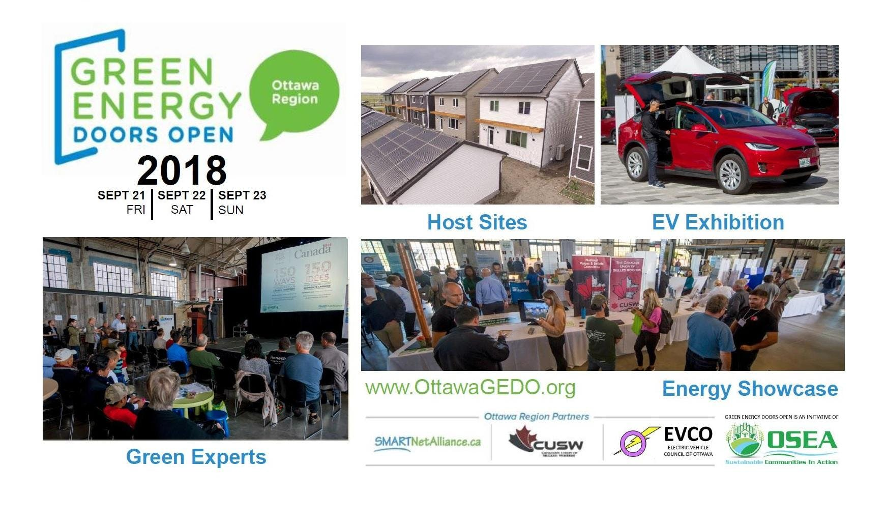 Green Energy Doors Open Ottawa 2018 - Energy