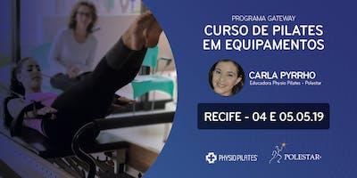 Curso de Pilates em Equipamentos - Physio Pilates Polestar - Recife