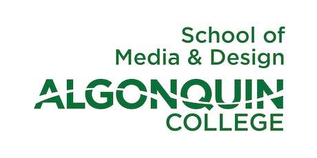 Algonquin January Portfolio Information Session - JANUARY 18, 2020 tickets