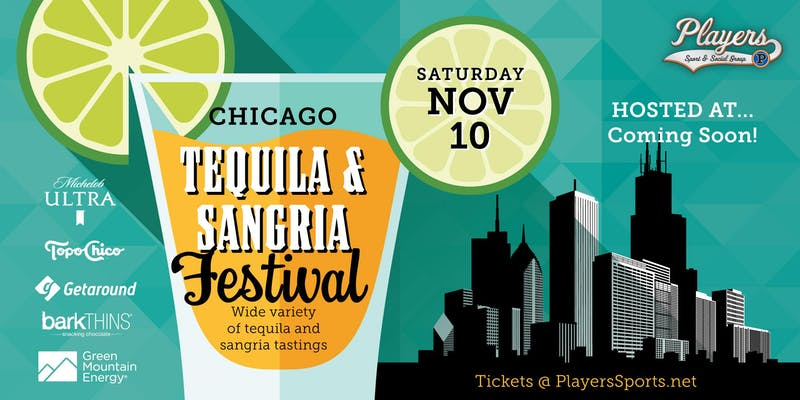 Top Tequila Events in Chicago and Chicago Tequila & Sangria Festival