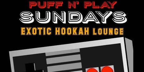 PUFF 'N PLAY SUNDAYS tickets