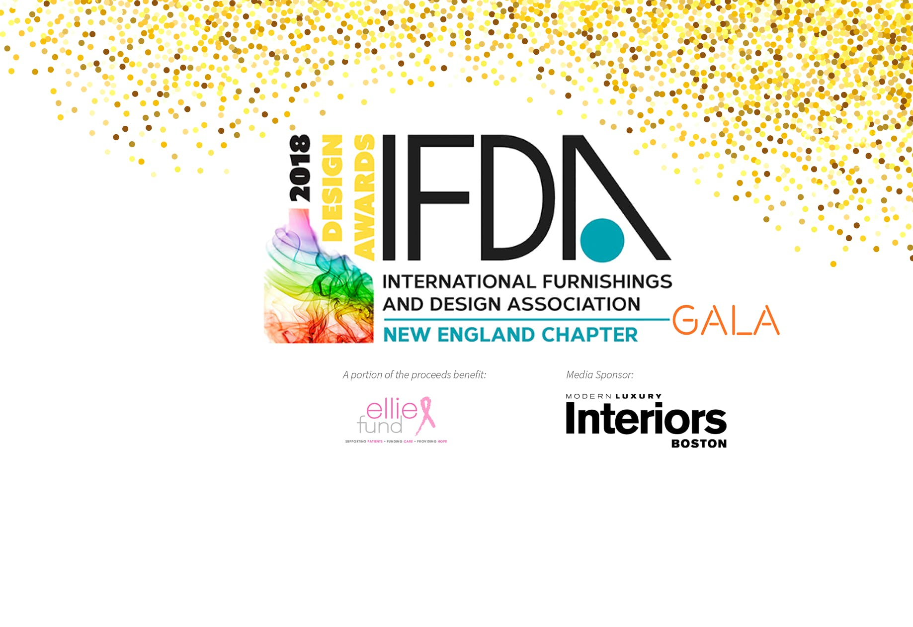 2018 Ifda Ne Design Awards Gala 1 Nov 2018