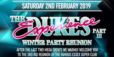 Dukes Experience Reunion Part III 'The Winter Warmer'