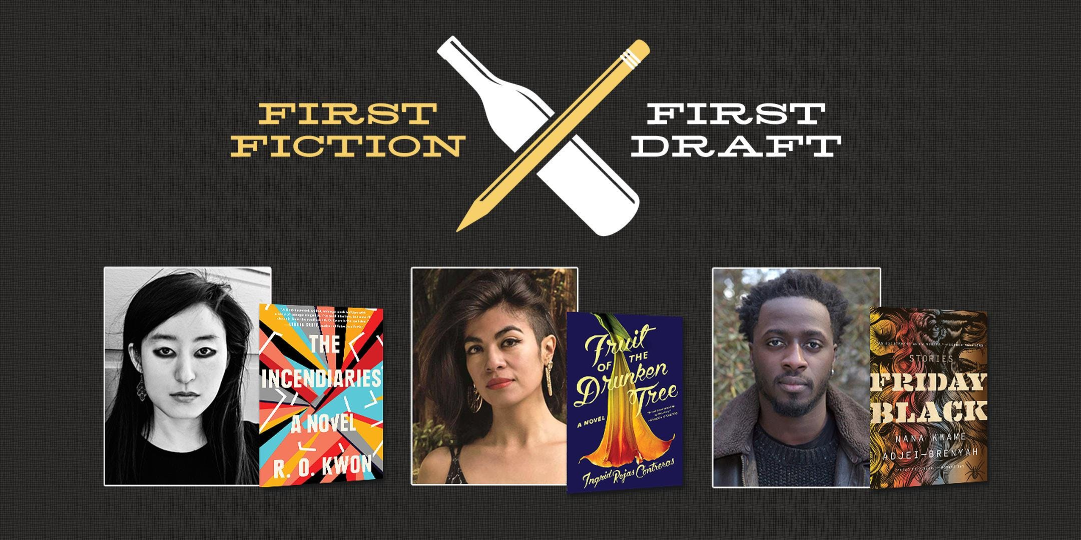 First Fiction at First Draft (November 2018)