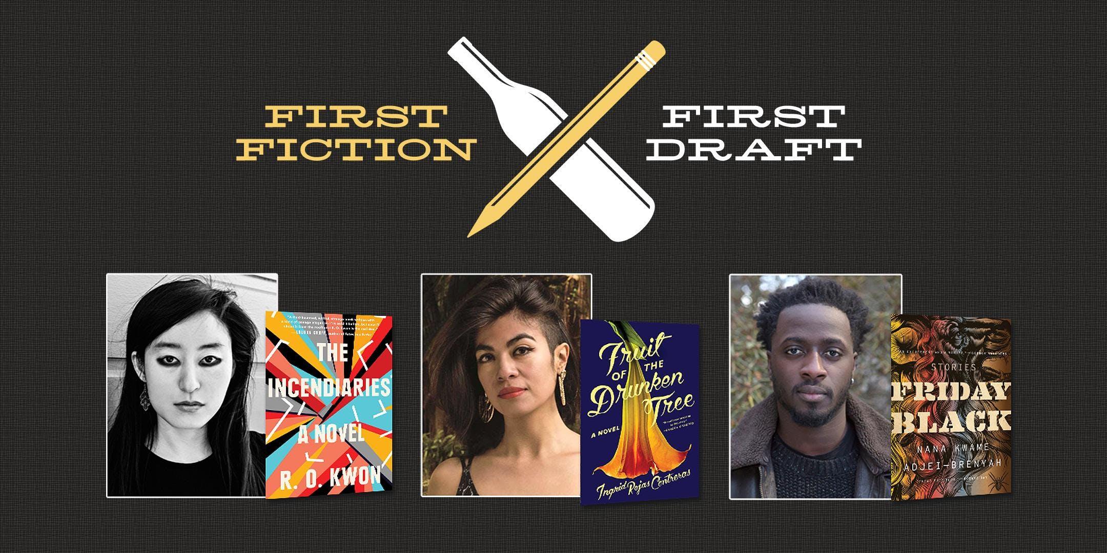 First Fiction at First Draft (November 2018)