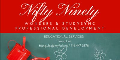 Nifty Ninety - Wonders K-5 Writing Resources
