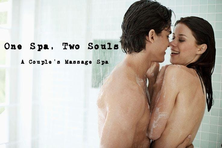 One Spa, Two Souls - A Couple's Massage Spa