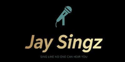 Jay Sings R&B Showcase