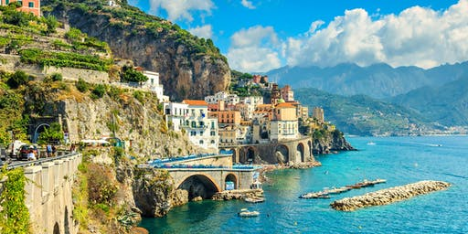 Amore in Italy ~ Amalfi