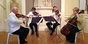 Quartet Pro Musica - Premiere of Dominic McGonigal's...