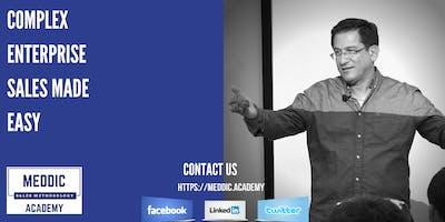 MEDDIC Sales Training & Workshop by MEDDIC ACADEMY - Los Angeles