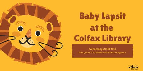 Baby Lapsit at the Colfax Library tickets